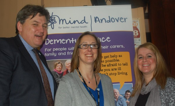 Launch of Dementia Friendly Andover