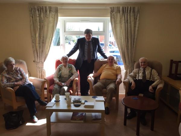 Alzheimers Society Memory Cafe, Tadley