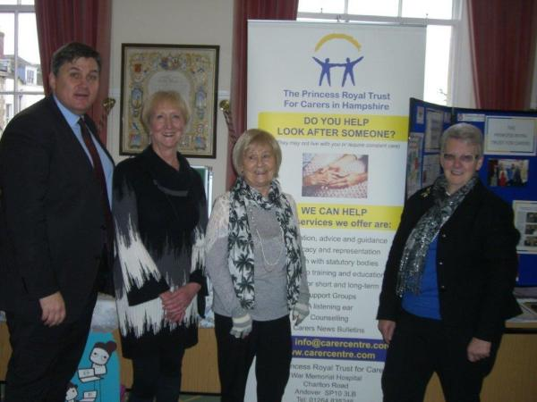 Carers Rights Day, Andover