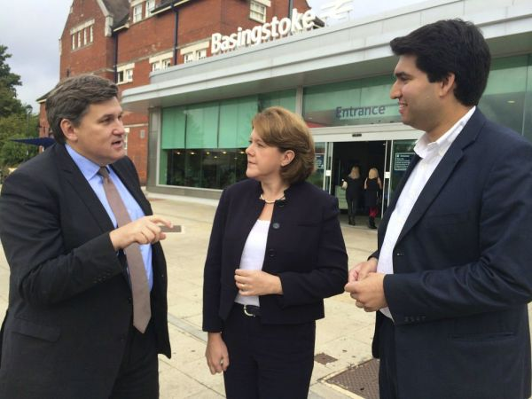 My fellow Candidates, Maria Miller and Ranil Jayawardena