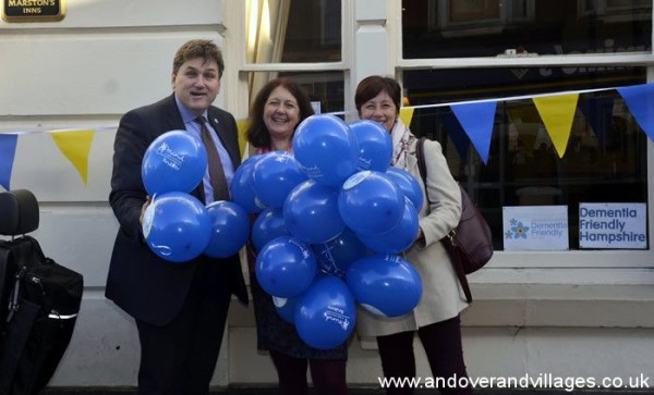 Dementia Friendly Andover Launch