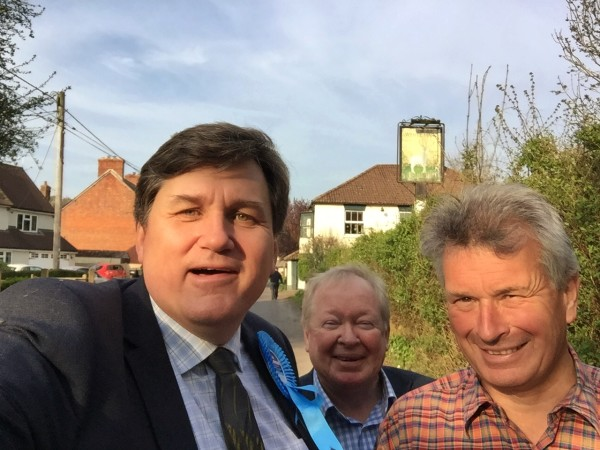 Canvassing in Stoke